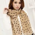 Горячая распродажа новый 2016 осень зима шарф женщины длинный мягкий шифон шарфы многоцветный шарф леди шали и шарфы WJ8006