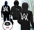 Men Women Music DJ Divine Comedy Alan Walker Faded Coat Hoodies Jacket Clothing Casual Gift Mask