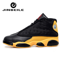 Classic Men Basketball Shoes Professional Basketball Shoe Male Sport Sneakers Breathable Air Cushion Zapatillas Hombre Deportiva цена