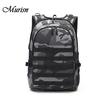 Male Backpack Camouflage Bagpack Men Military Backpack USB Laptop Backpacks Back To School Travel Backbag For Teenage Boys Boy Рюкзак