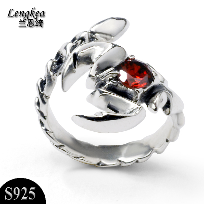 Men jewelry men rings 925 sterling silver ring cool