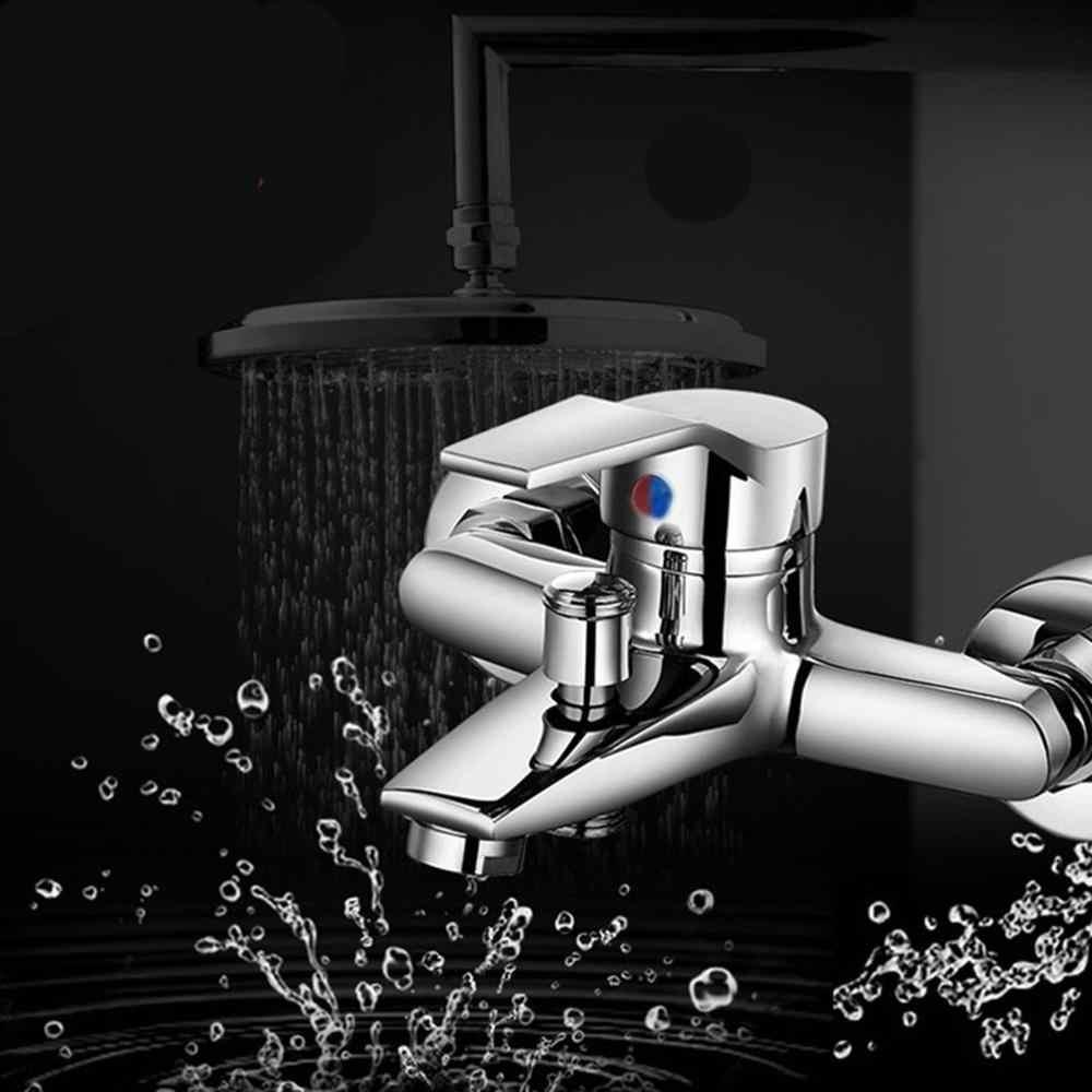 אגן אמבטיה כיור ברז חם וקר מים אגן מיקסר מים ברזי מים ברז למטבח חדר כביסת חדר רחצה