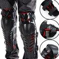 Caliente de La Motocicleta Racing Motocross Rodilleras Protector Guardia Engranaje Protector Del Envío Libre/Envío de La Gota