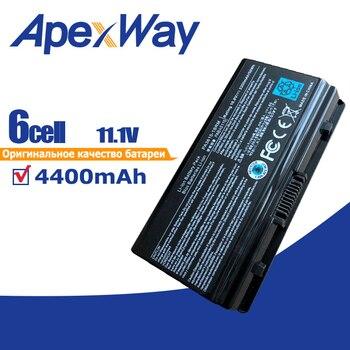 4400mAh laptop battery For Toshiba PA3615U PA3615U-1BRM PA3615U-1BRS PABAS115 For Equium L40 Satellite L45 L40