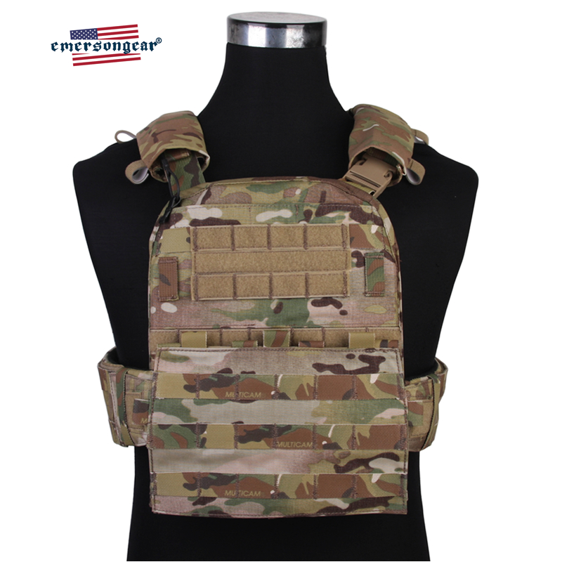 emersongear Emerson CP Style AVS Adaptive Vest Heavy Version Military Tactical Hunting Plate Carrier Armor CS Gear