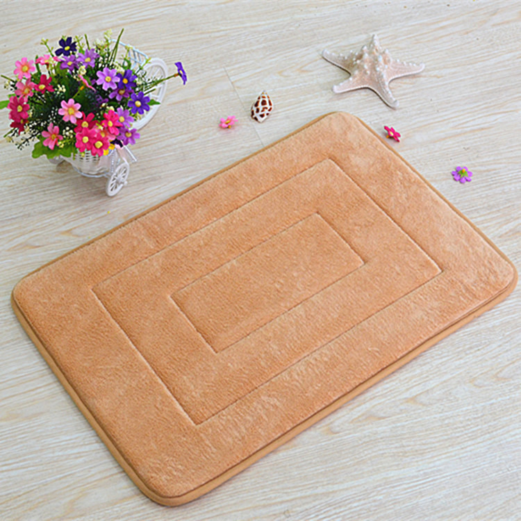 6 Tips To Using Coral In The Kitchen: Aliexpress.com : Buy Solid Color Floor Rug Coral Velvet