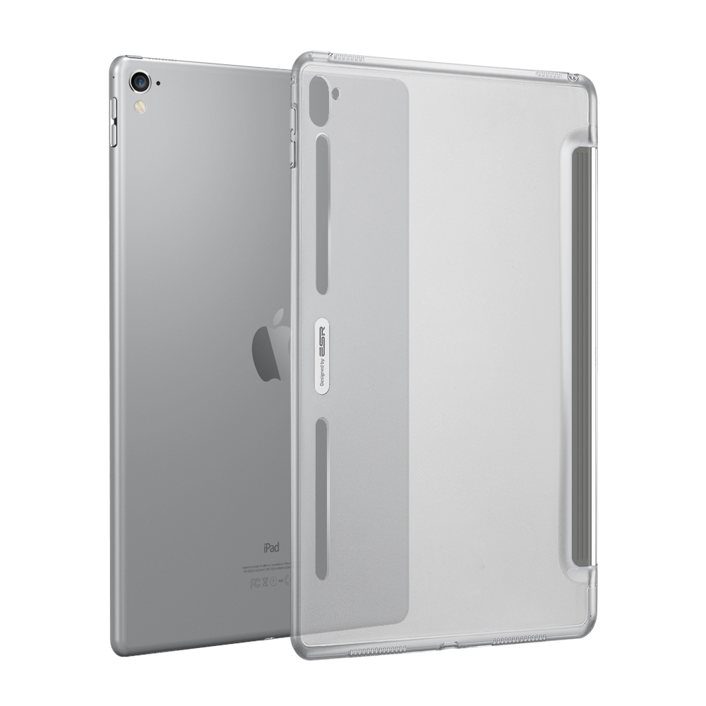 Soft TPU Bumper Case For Ipad Pro 9.7 Transparent Shockproof Shell Slim Tablet Back Cover For Ipad Pro 9.7 Release