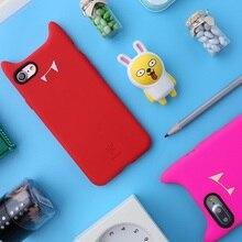 ЗАЩИТНЫЕ для iPhone 7 4.7 дюймов Мешок Мобильного Телефона 3D Дьявол Ребенка силиконовый Телефон Случаях Обложка Shell для iPhone 7 4.7 дюймов-Горячий Продавать