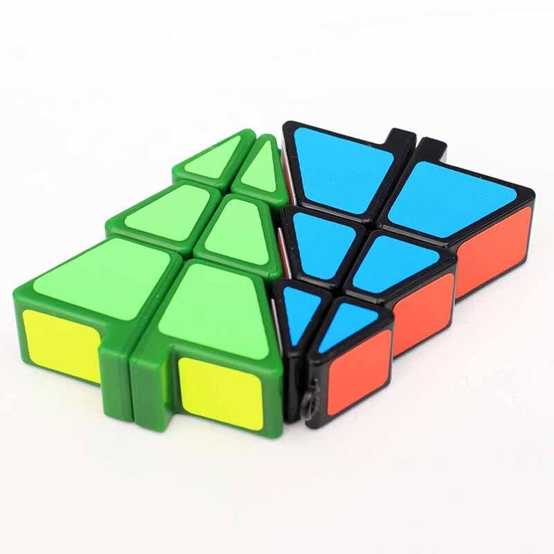 El más nuevo ZCUBE 1x2x3 Árbol de Navidad en forma de Cubo Mágico - Juegos y rompecabezas - foto 4