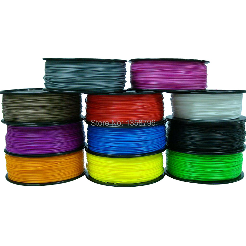 3D Printer Filament HIPS 1.75mm 1kg/2.2lb Plastics Resin Consumables For 3D Printer high quality pinrui 3d hips filament 1 75mm 1kg 3d printer filament 1 kg hips 3d plastic filament low cost less odor than abs