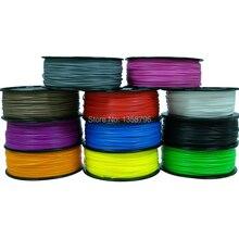 3D Printer Filament HIPS 1 75mm 1kg 2 2lb Plastics Resin Consumables For 3D Printer