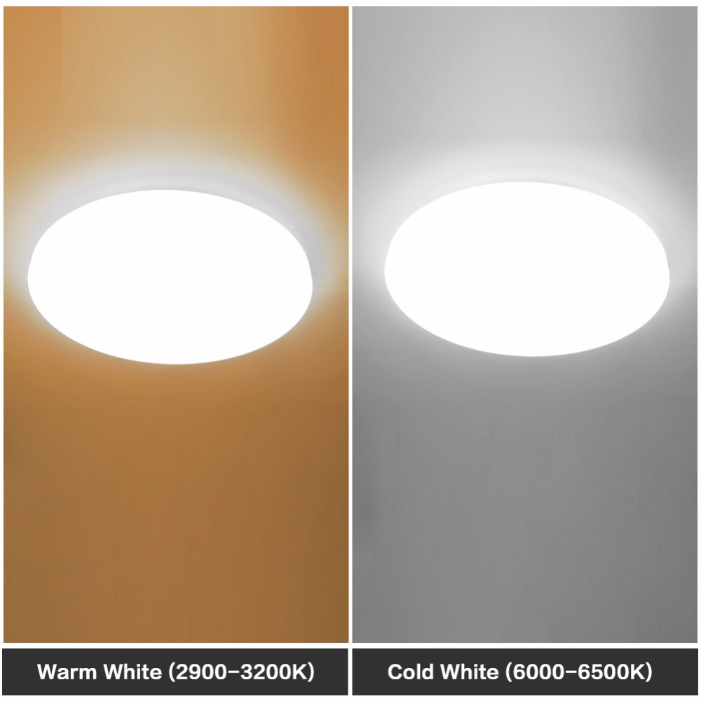 Modern led ceiling light rc dimmable lighting fixture lamp living modern led ceiling light rc dimmable lighting fixture lamp living room bedroom kitchen bathroom surface mount for home decor in ceiling lights from lights arubaitofo Image collections