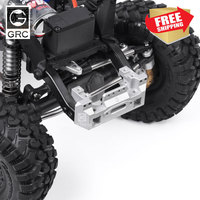 RC Model car traxxas TRX4 Multi function servo winch front bracket mount Lightweight aluminum 6061 alloy option upgrade parts