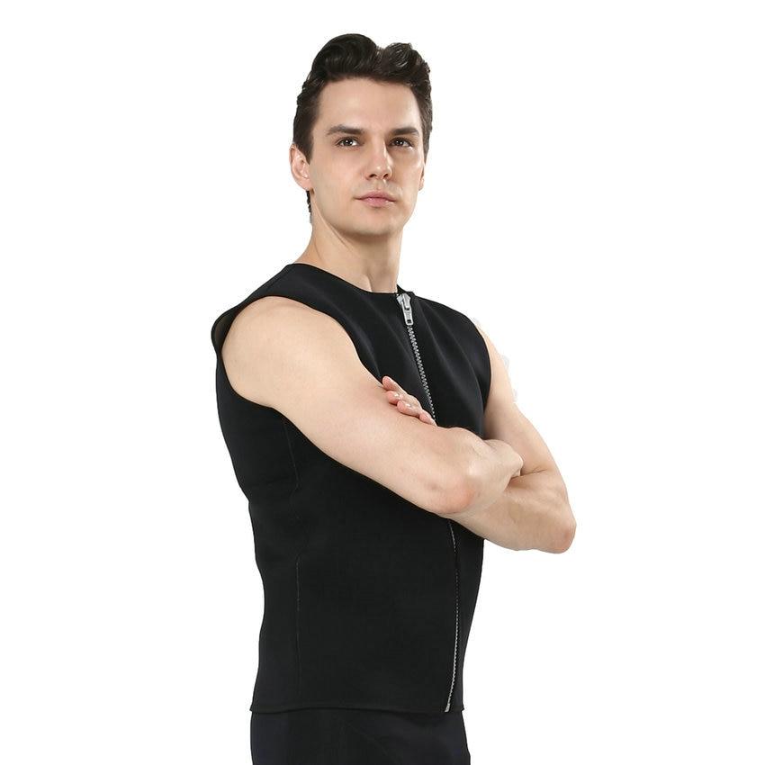 Realon Wetsuits Vest Mens 3мм неопреннің үстіңгі - Спорттық киім мен керек-жарақтар - фото 3