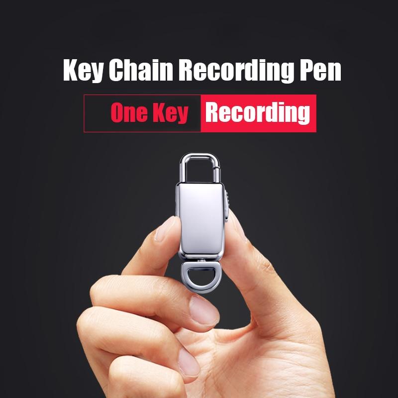 Tortoyo 8 Gb Professionelle Smart Mini Unsichtbare Digital Voice Recorder Noise Reduktion One Key Recording Stift Hifi Musik Mp3 Player Digital Voice Recorder Tragbares Audio & Video