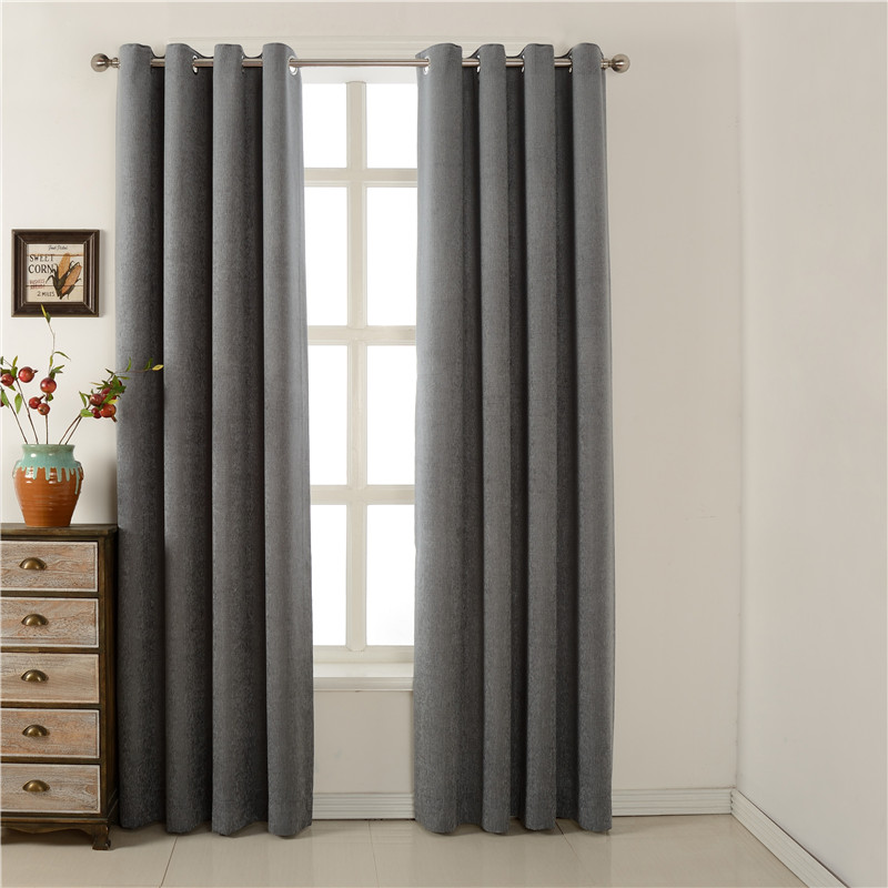 Blackout Curtains Dark Grey Curtain Menzilperde Net