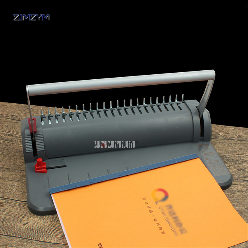 B2950 Manual A4 Paper Punch Paper Puncher Binder Punch