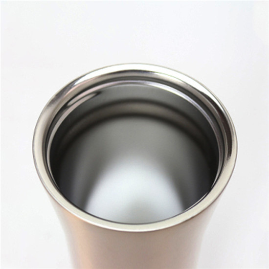 Hot Sale brief Double Wall Stainless Steel Coffee Thermos Cups Mugs Thermal Bottle 500 ml Fashion Tumbler Vacuum Flask HJ29