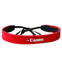 Keywest Camera Full Red Neoprene Neck Strap for Canon 50D 40D 30D 5D 450D 1000D