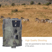 12MP Photo Traps Infrared Night Vision Hunting Traps HT 001 Wild Hunting Camera Trail Camera Wildlife Camera Hunter chasse