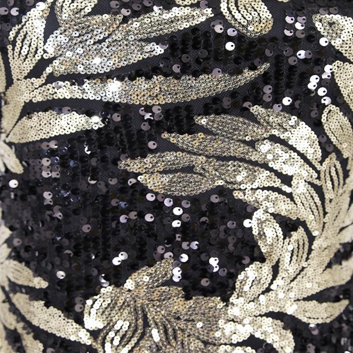Great Gatsby Flapper Dress Sequins 19