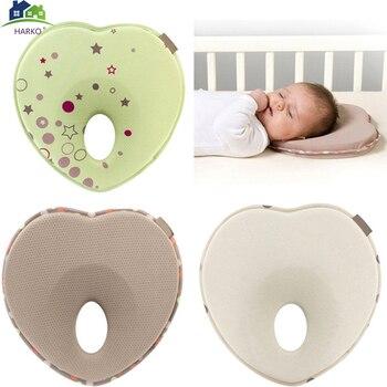 Almohada de bebé caliente, posicionador de sueño para niños pequeños, cojín antivuelco,...