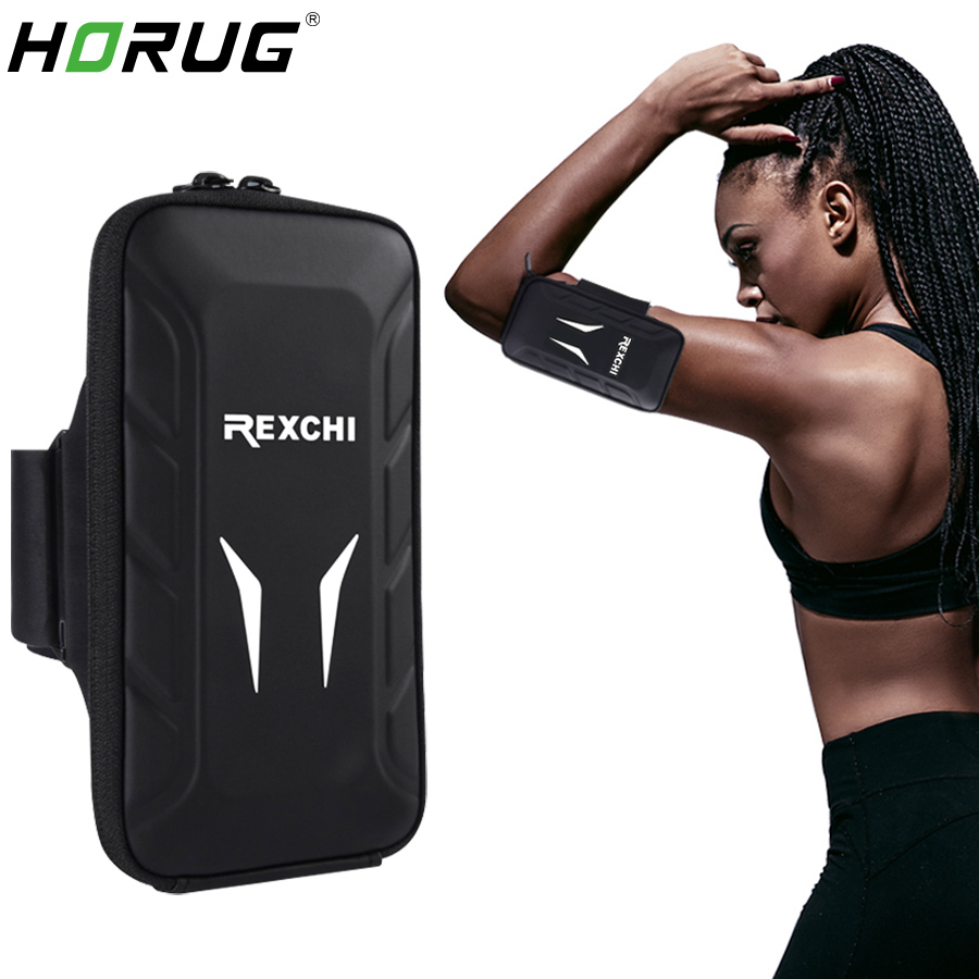 Fashion Universal Sport Waterproof Armband For iPhone 7 8 Plus X Mobile Phone Armband Outdoor Jogging Running Sport Armbands