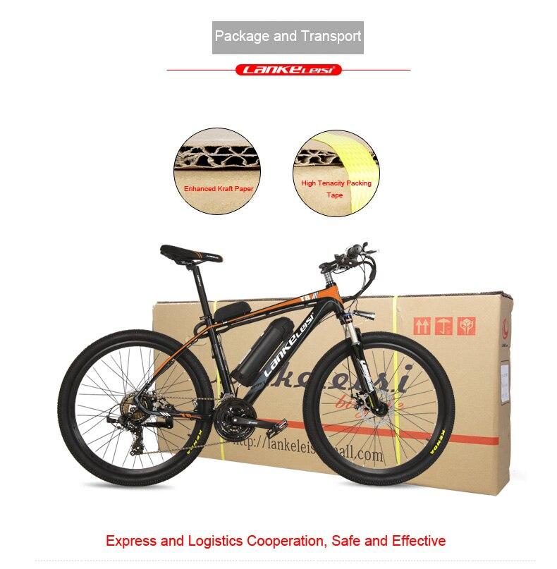 HTB1F7ArdgjN8KJjSZFgq6zjbVXab - 400W /240W, 26 Inches Electrical Bicycle, UP to 48V 15Ah Lithium Battery , Aluminum Alloy Body Mountain Bike.