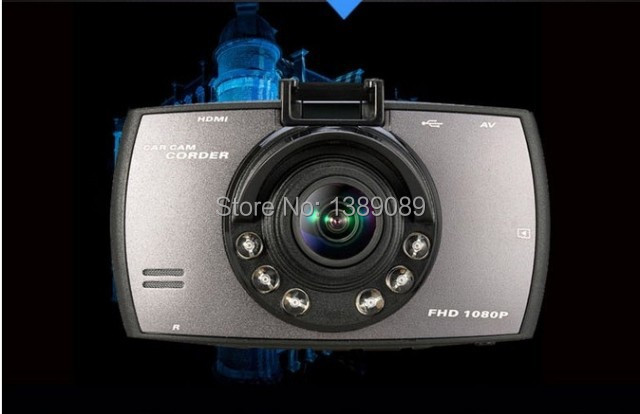 Full HD night vision New 2015! 1080P Lens 170 degrees Car dvr Camera video Recorder , black box , H.264 carcam blackbox for car
