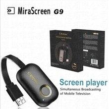 Mirascreen G9 Plus 2.4G/5.0G Wireless HDMI Wifi Display Dongle