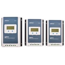 EPever 40A 30A 20A 10A MPPT Контроллер заряда Tracer 4210AN 12 В 24 в ЖК-дисплей регуляторы 4210AN Tracer 4210AN