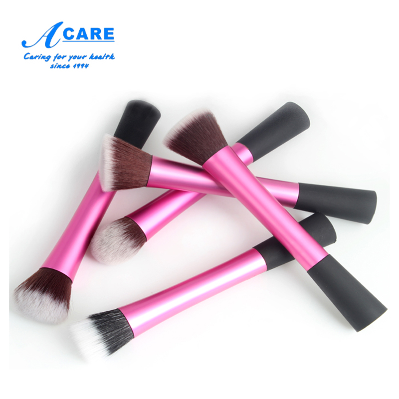 ACARE Makeup Brush 5pcs Professional Makeup Brushes For Face Foundation Set High Quality Makeup Tools Kit Premium Full Function top quality foundation brush angled makeup brush