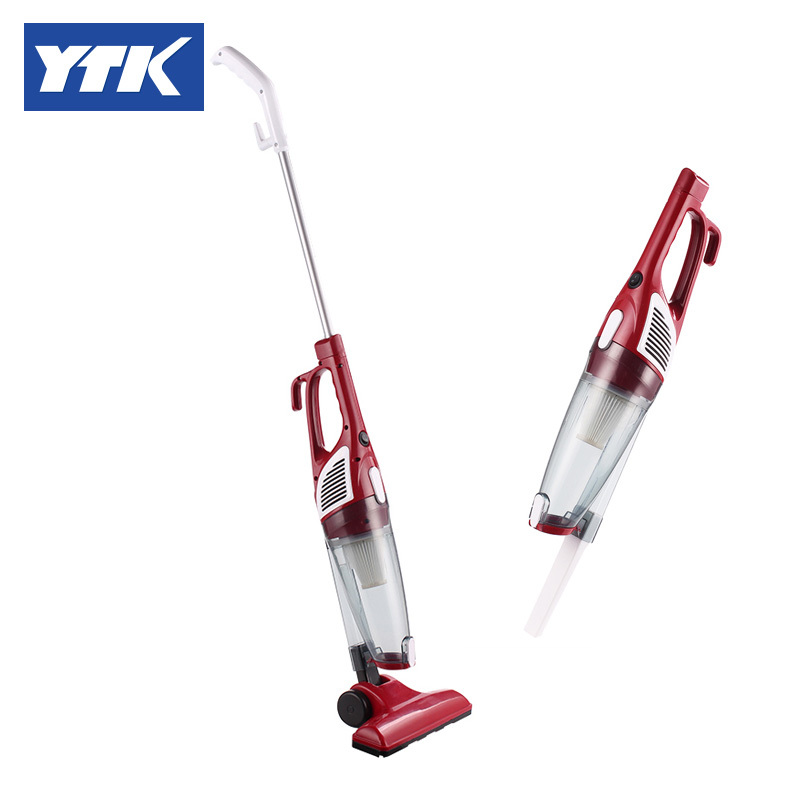 YTK Vacuum Cleaner Ultra Quiet Strength Mini Household Rod Portable Hand Dust Collector Aspirator