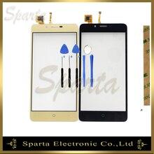 Contacto para vértice impresionar León Dual Cam 3G Digitalizador de pantalla táctil del Sensor del Panel