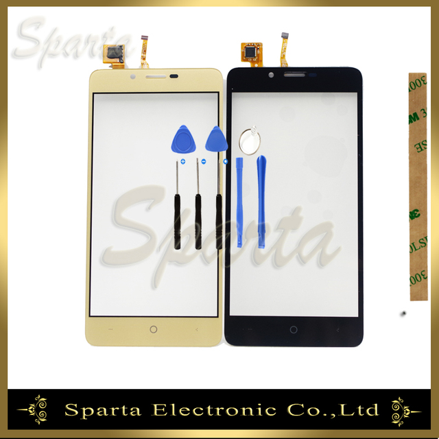 Touch For Vertex Impress Lion Dual Cam 3G Touch Screen Digitizer Panel Sensor