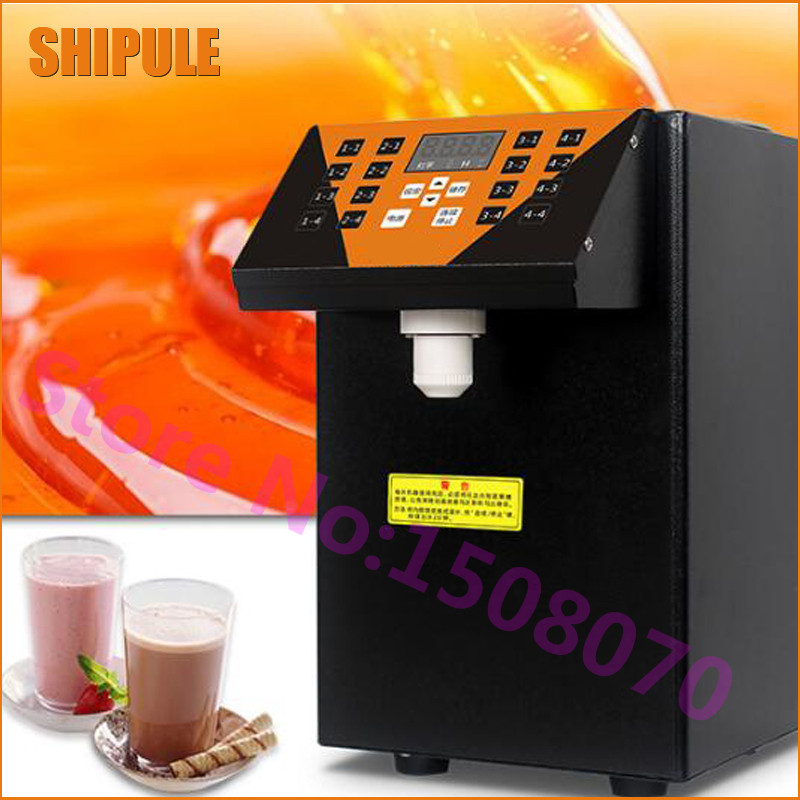 SHIPULE Gold supplier 2017 New high efficiency electric digital fructose dispensing syrup dispenser for coffee shop