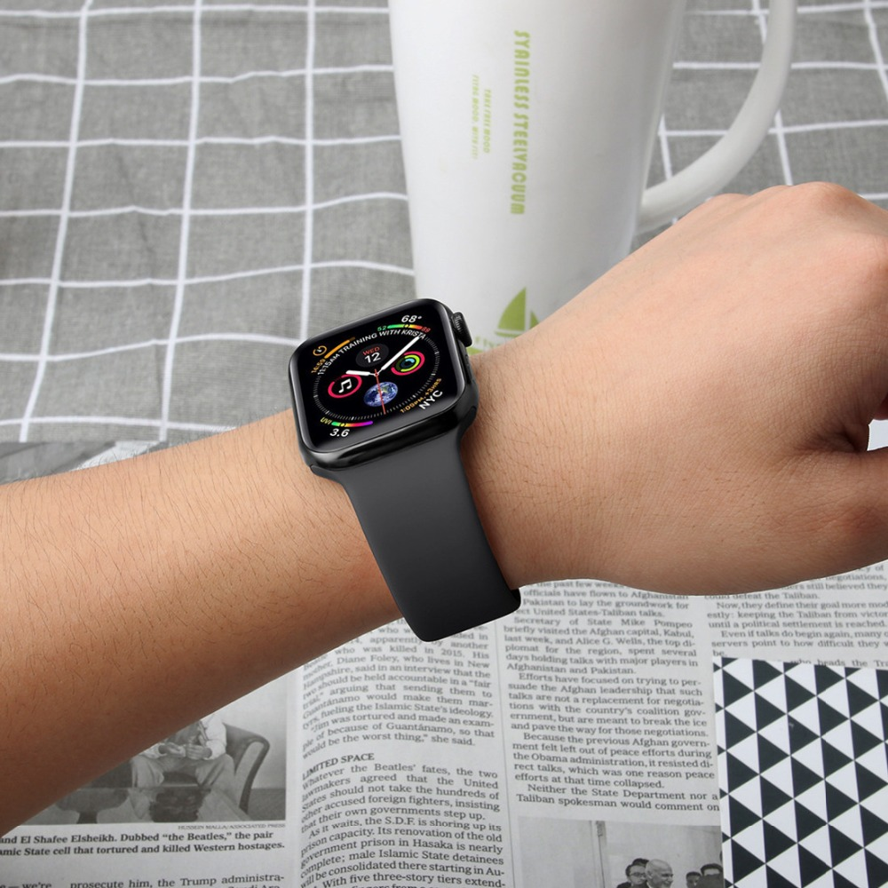 CRESTED-Sport-strap-For-Apple-Watch-band-4-42mm-44mm-iwatch-3-38mm-40mm-Silicone-correa