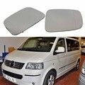 2 шт. для VW Transporter T5 Multivan 2003 2004 2005 2006 2007 2008 2009 2010 с подогревом крыло боковое зеркало заднего вида Стекло