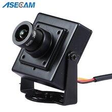 Super HD AHD 3MP Starlight Mini CCTV Micro Video Surveillance Small Squares Vandal-proof Black Metal Security Camera