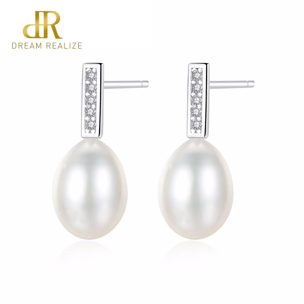 New Fashion Women/'s Opale Blanc Argent Sterling 925 marcassite Dangle Earrings