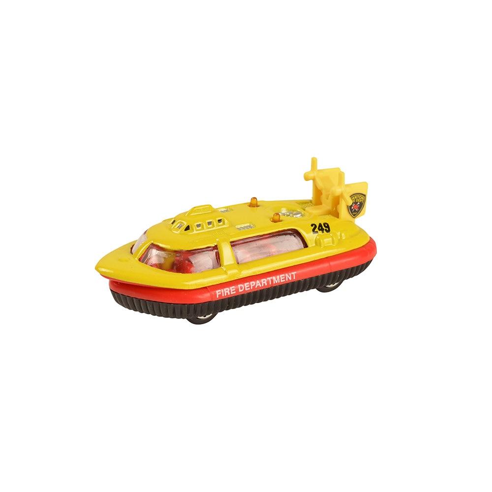 Merah Mesin Miniatur Ladder
