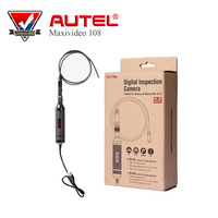 AUTEL MaxiVideo MV108 8.5mm Digital Inspection Camera Work with Maxisys&PC Image Head 8.5mm Diagnostic Videoscope
