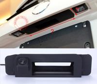 car trunk handle rear view camera reverse For Mercedes Benz 15 17 C W205/CLA C200L C180L C260L GLK ML M C class X204 W166 W205