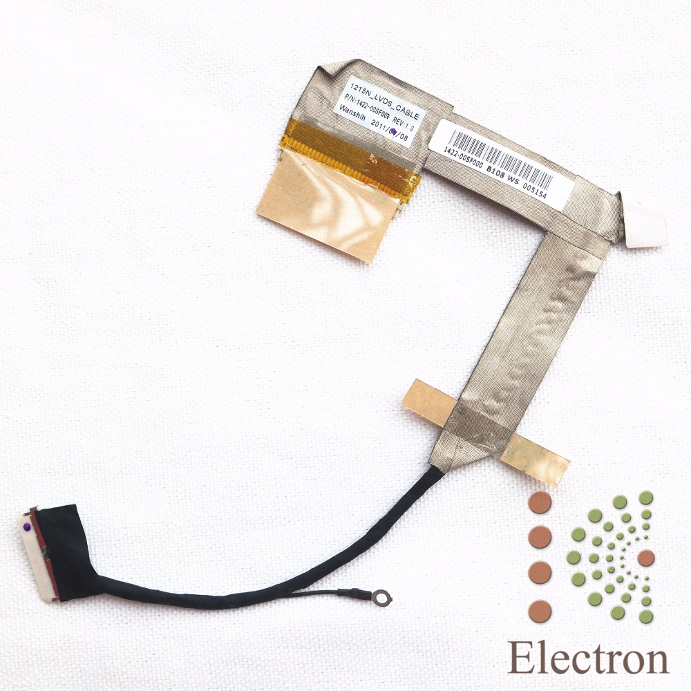 LCD Screen Video Flex Cable for Asus Eee PC 1215 1215P 1215N laptop LED LVDS VIDEO CABLE 1422-00SL000 belousov a security features of banknotes and other documents methods of authentication manual денежные билеты бланки ценных бумаг и документов