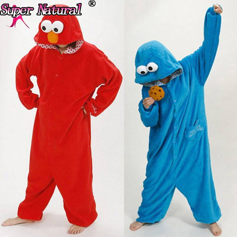 Popular Hooded Footed Pajamas for Adults-Buy Cheap Hooded Footed ...