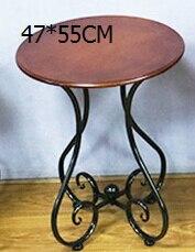 Ou, table basse en fer forgé. Le balcon loisirs petite table ronde. Le coin canapé. Petite table à thé.