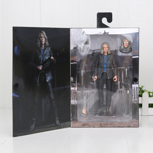 Image 2 - 18cm NECA Halloween Ultimate Laurie Strode PVC Action Figure Collectible Model Toys Doll