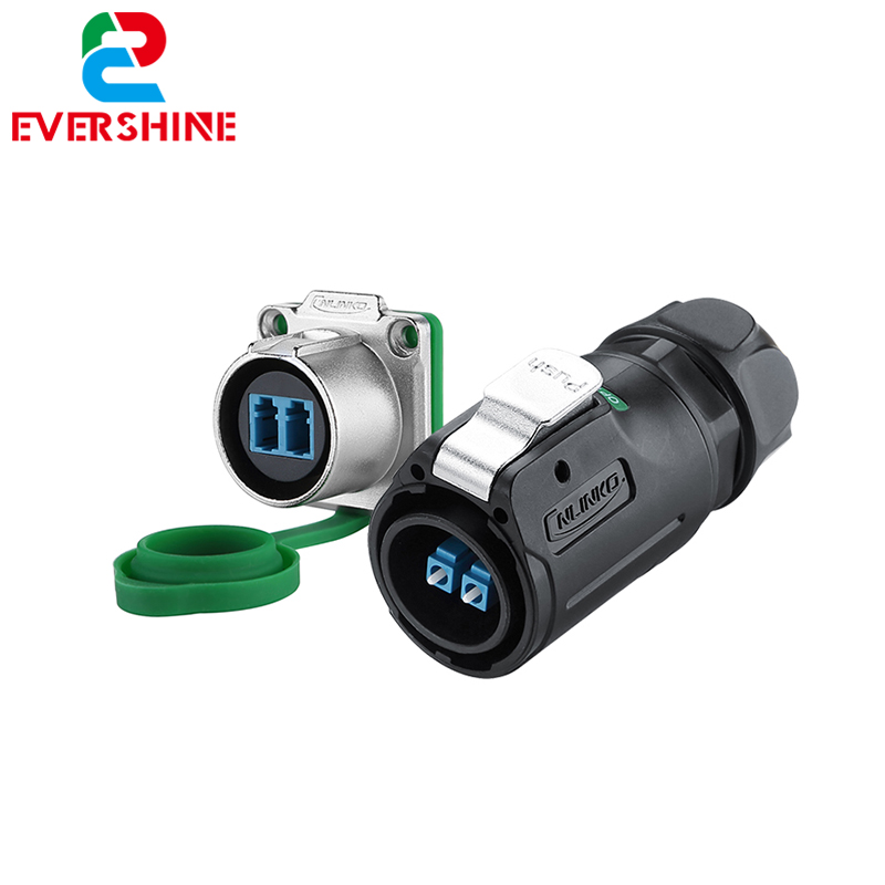 Волокно кабель питания разъем LP24 панельный разъем, устройства оптических разъемов