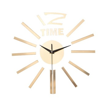 3D Real Big Wall Clock Rushed Mirror Wall Sticker DIY Living Room Home Decor Fashion Acrylic Watches Arrival Quartz Wall Clocks 8