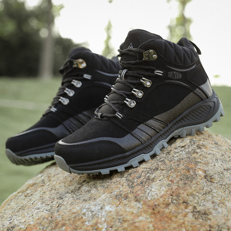 Boots Men Tenis Autumn/Winter Comfortable Casual High Quality Unisex Shoes Safety Zapatos De Hombre Sneaker Botas Masculina Bot зеркало с фацетом в багетной раме поворотное evoform exclusive 53x83 см прованс с плетением 70 мм by 3407